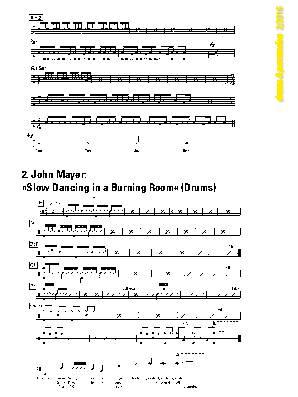 Playalong-Noten