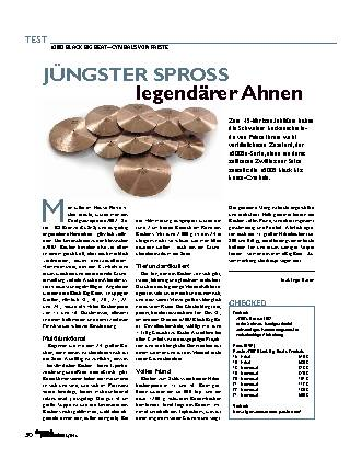 JÜNGSTER SPROSS legendärer Ahnen