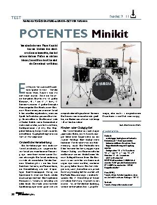 POTENTES Minikit