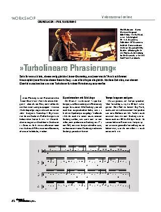 »Turbolineare Phrasierung«