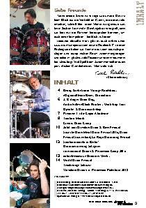 Drum Event Guide 2016