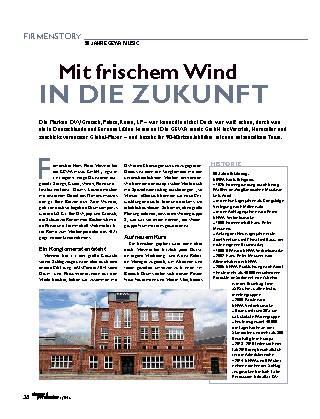 Mit frischem Wind in die Zukunft