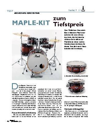 Maple-Kit zum Tiefstpreis