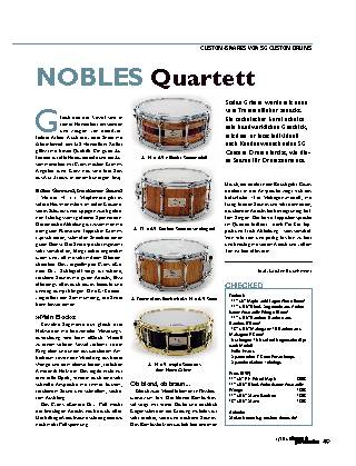 NOBLES Quartett
