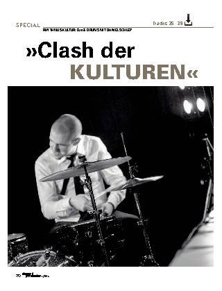 »Clash der Kulturen«