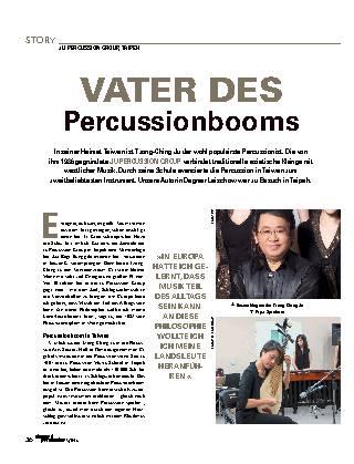 VATER DES Percussionbooms