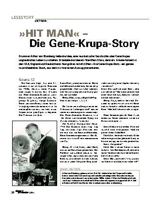 »HIT MAN« – Die Gene-Krupa-Story