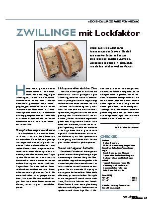 ZWILLINGE mit Lockfaktor