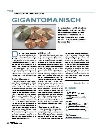 GIGANTOMANISCH