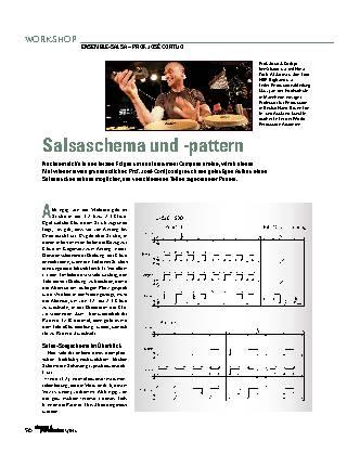 Salsaschema und -pattern