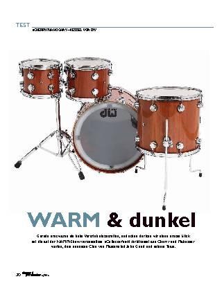 WARM & dunkel