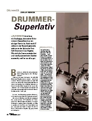 DRUMMER-Superlativ
