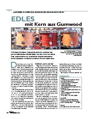 EDLES mit Kern aus Gumwood