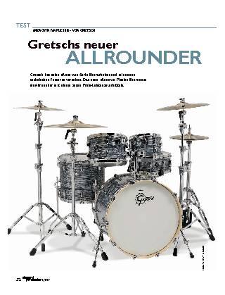 Gretschs neuer ALLROUNDER