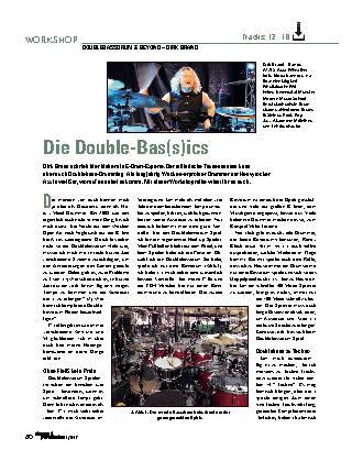 Die Double-Bas(s)ics