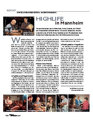 HIGHLIFE Mannheim & KÖLSCHES Jubiläum