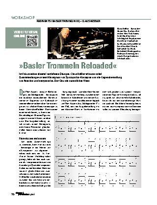»Basler Trommeln Reloaded«