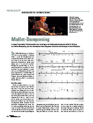 Mallet-Dampening