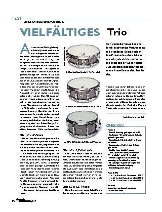 VIELFÄLTIGES Trio