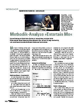 Methodik-Analyse »Entertain Me«