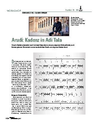 Arudi: Kadenz in Adi Tala
