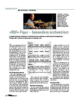 RLF«-Figur – besonders orchestriert