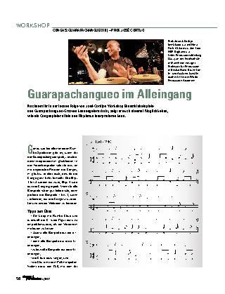 Guarapachangueo im Alleingang