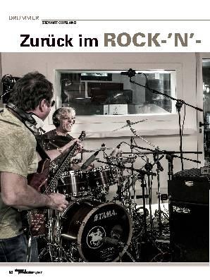Zurück im ROCK-'N'-ROLL-ZIRKUS