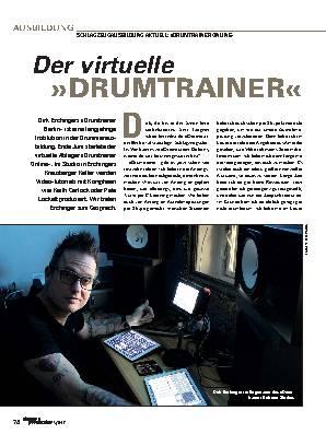 Der virtuelle Drumtrainer