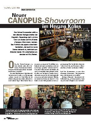 Neuer CANOPUS-Showroom im Herzen Kölns