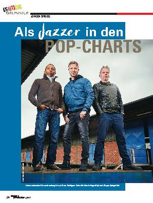 Als Jazzer in den POP-CHARTS