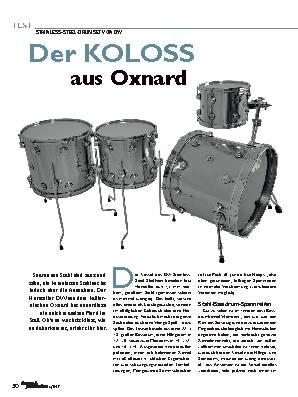 Der KOLOSS aus Oxnard