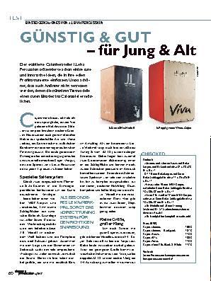 GÜNSTIG & GUT – für Jung & Alt