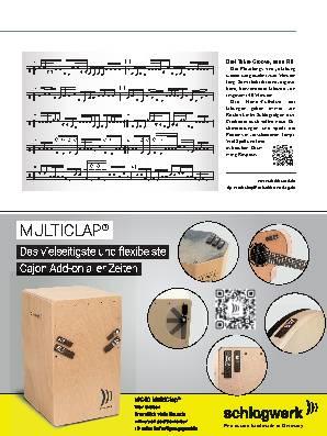 Vom Groove zum Fill:  Sechzehntelfiguren für Doublebassdrum
