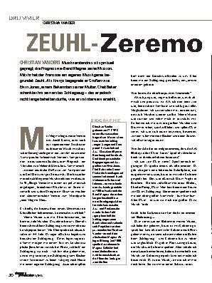 ZEUHL- Zeremo