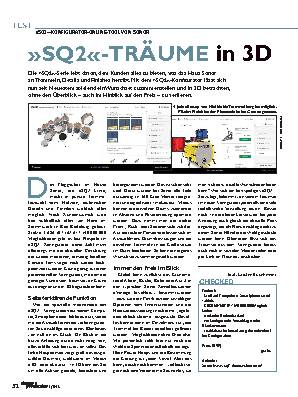 »SQ2«-TRÄUME in 3D