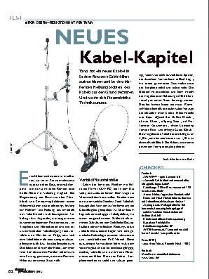 NEUES Kabel-Kapitel