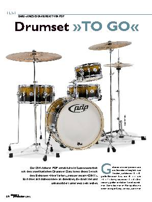 Drumset »TO GO«