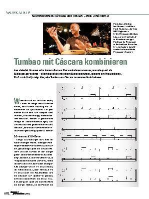 Tumbao mit Cáscara kombinieren