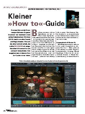 Kleiner »How to«-Guide