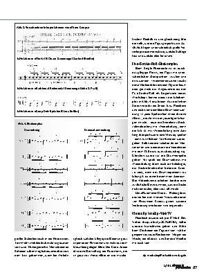 Der »Rudimental Codex«: Five-Stroke-Roll mal anders
