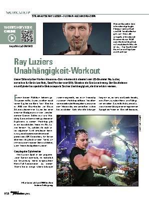 Ray Luziers Unabhängigkeit-Workout