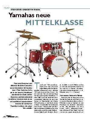 Yamahas neue MITTELKLASSE