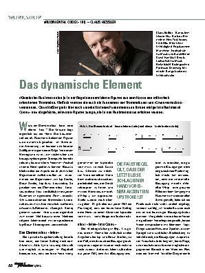 Das dynamische Element
