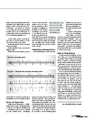 Die geheime Sprache des Jazzdrummings