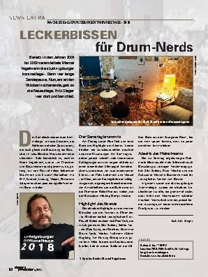 LECKERBISSEN für Drum-Nerds