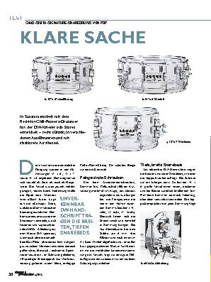 KLARE SACHE