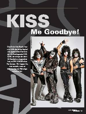KISS Me Goodbye!