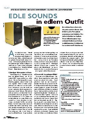 EDLE SOUNDS in edlem Outfit