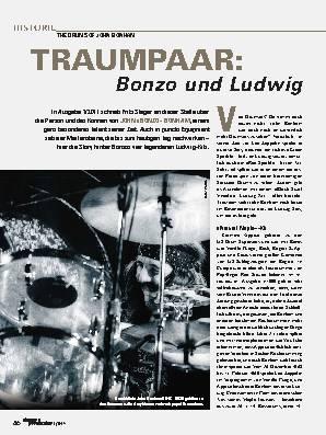 TRAUMPAAR: Bonzo und Ludwig